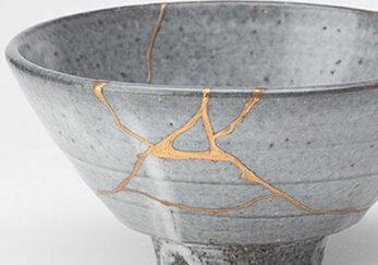 Kintsugi, el arte de las piezas rotas