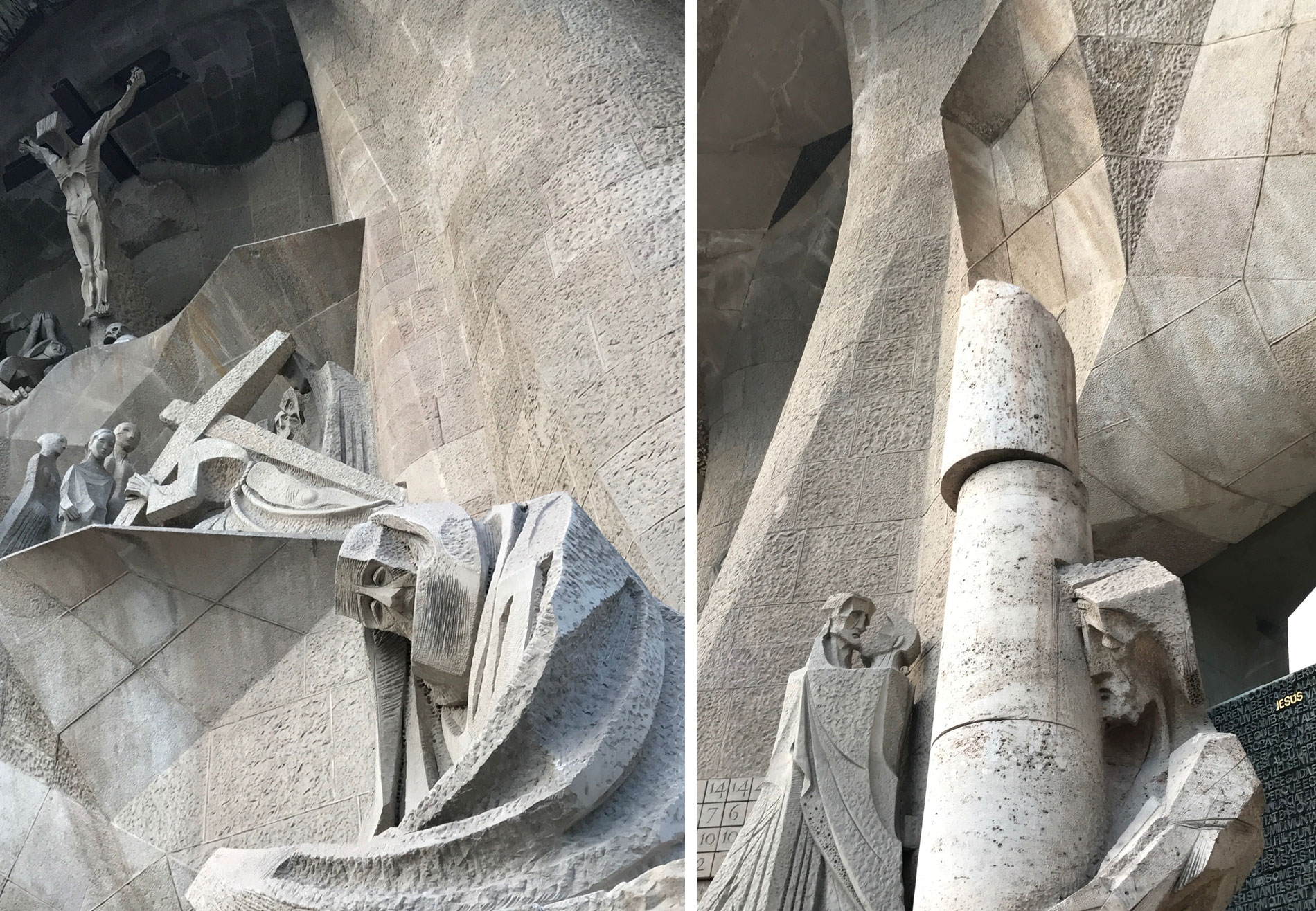 Pasión de Cristo Antoni Gaudí
