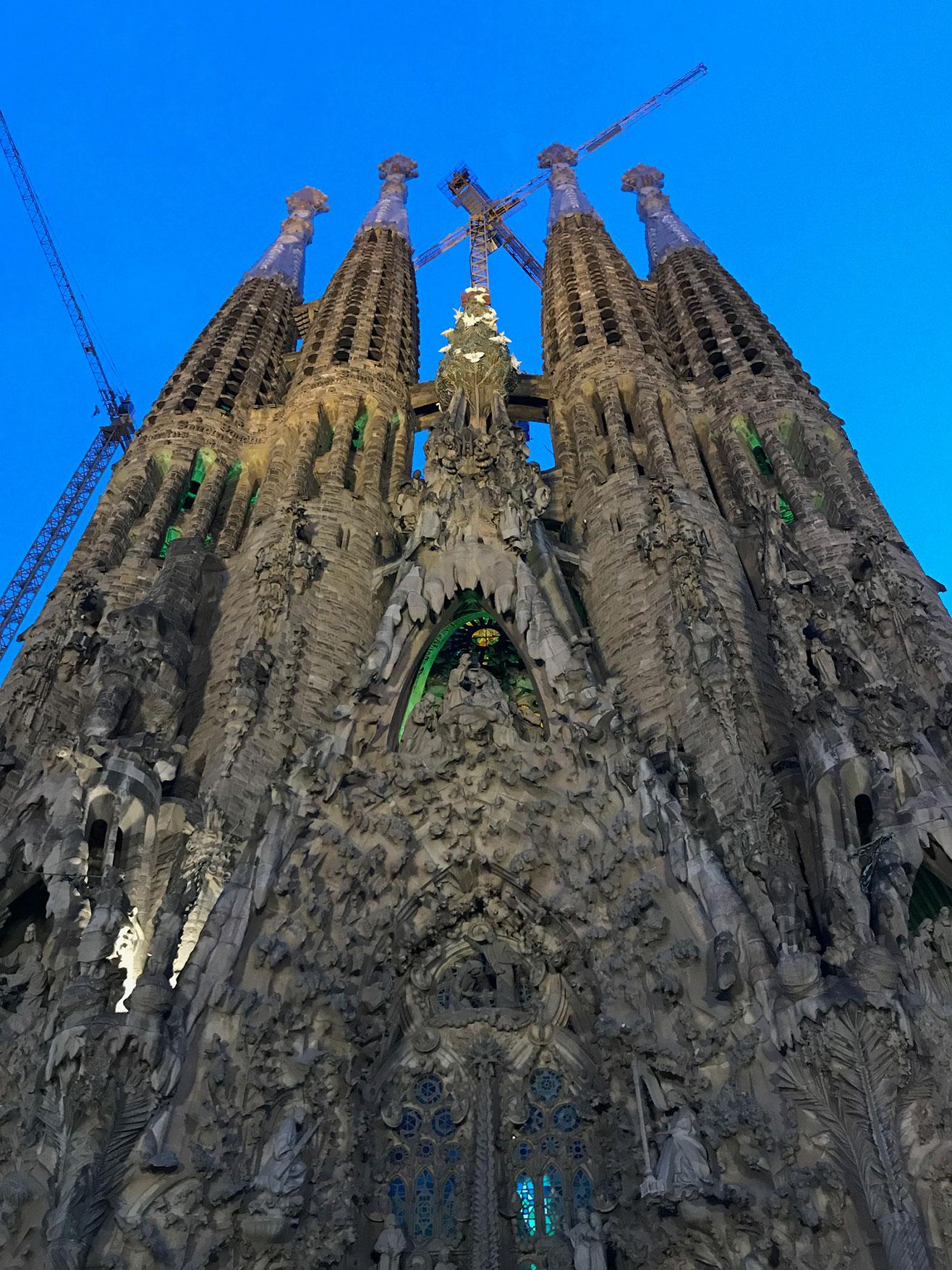 Templo Sagrada Familia