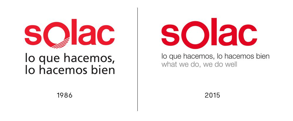 Rebranding Solac por ideolab