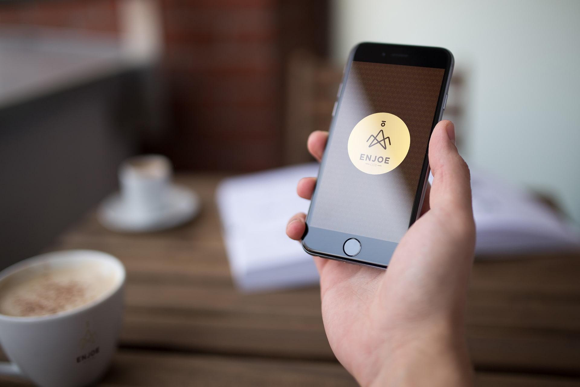 app para cafeteria