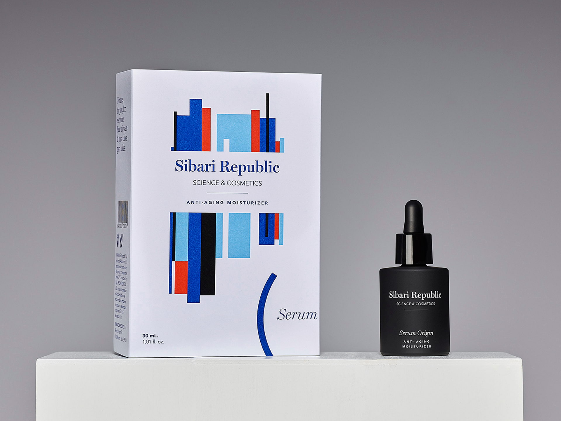 diseño de packaging anti-aging