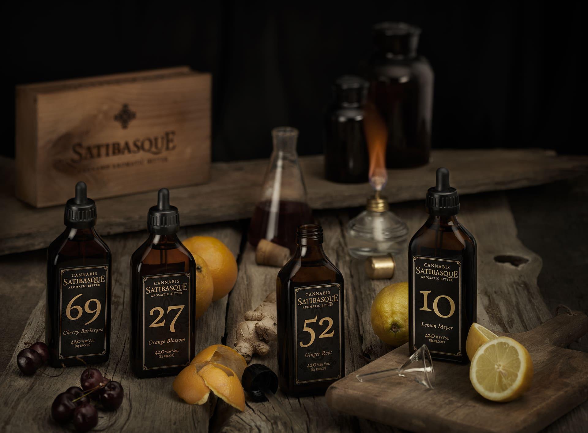 bitter aromatico satibasque gama completa