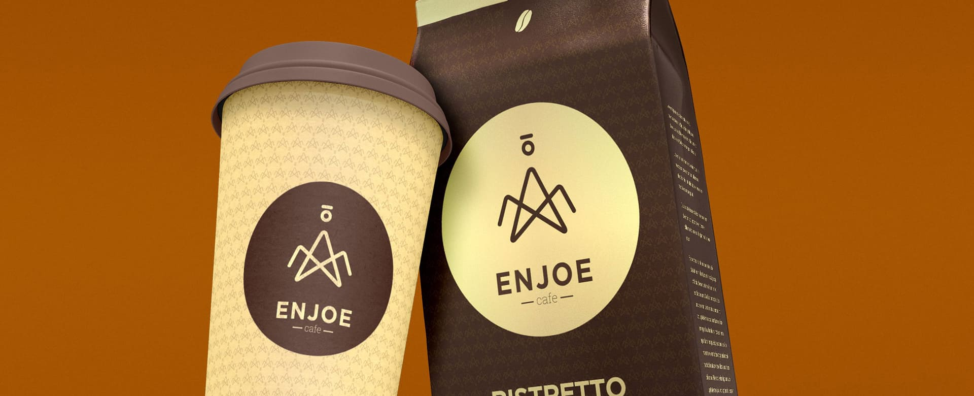 diseño branding cafeteria